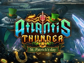 Atlantis Thunder St. Patrick's Day Edition