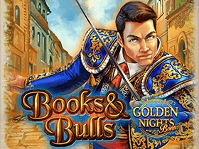 Books & Bulls Golden Nights Bonus