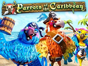 Parrots of Caribbean