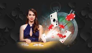 Speed Baccarat Oriental Gaming