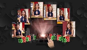 Multi-Game Baccarat Oriental Gaming