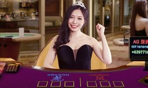 WIN THREE CARD Asia Gaming