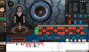ROULETTE Dreamgaming