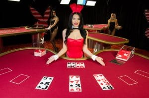 Playboy Blackjack Microgaming