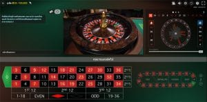 roulette evolution gaming